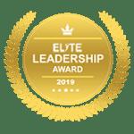 Elite Leadership Award 2019